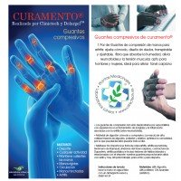 Guantes Compresivos by CURAMENTO®