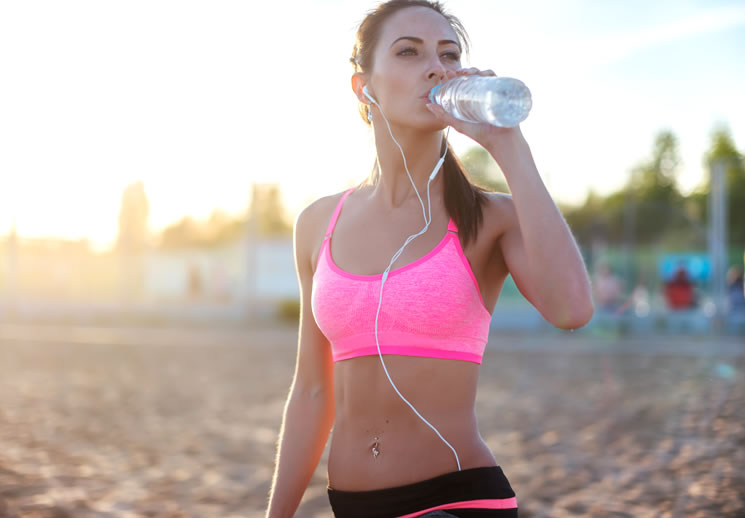 Como hacer deporte en verano, Clinic Tech