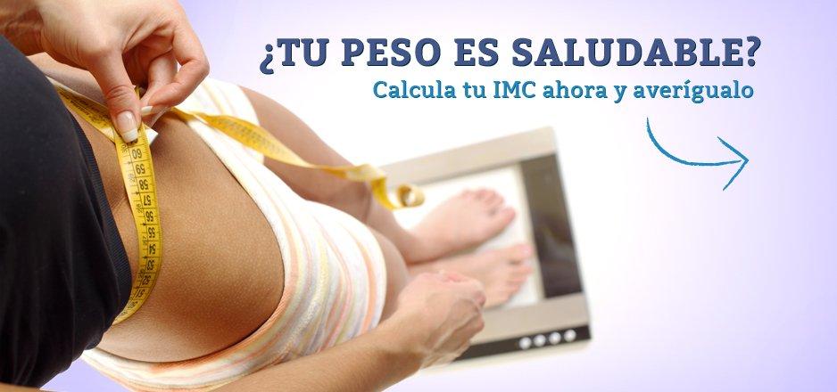 Calcula tu IMC
