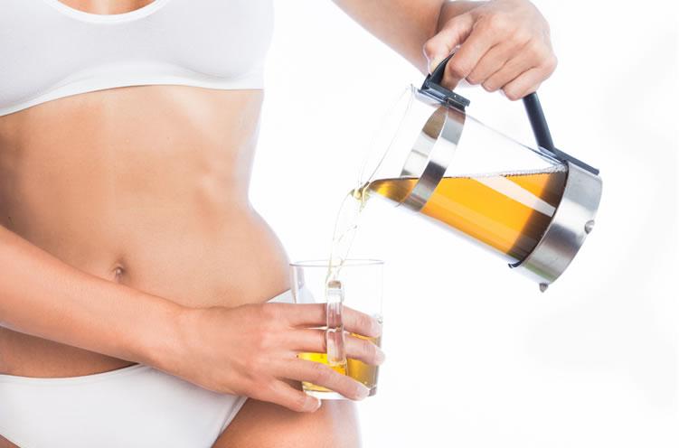 Beber te para adelgazar, Clinic Tech