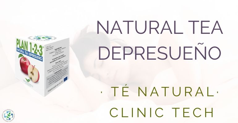 clinic tech, te natural para dormir
