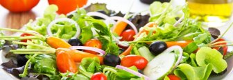 Los alimentos con más contenido en agua