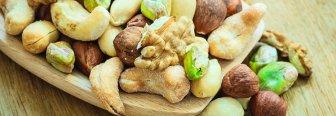 Los frutos secos, fuente de salud