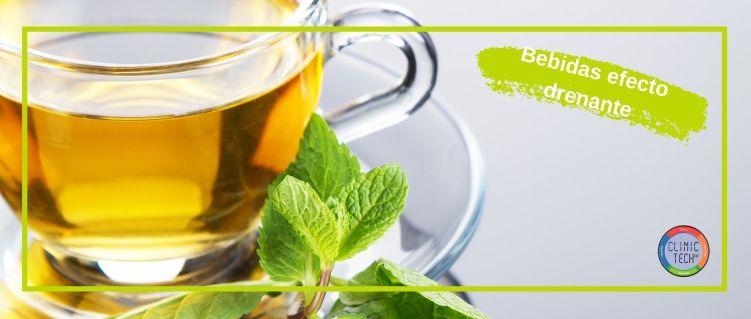 Descubre el efecto drenante del te de hierbas naturales