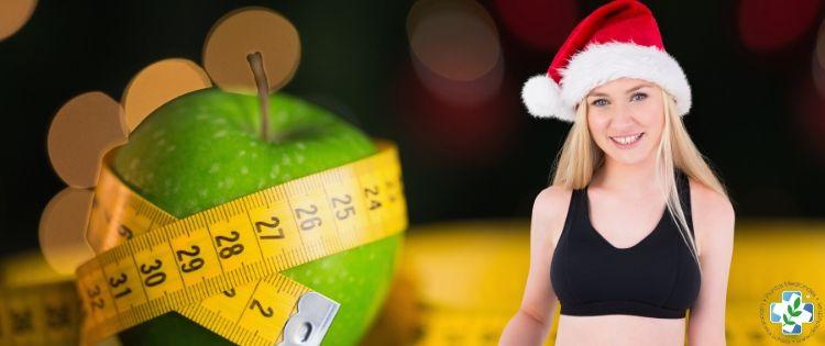 ¿Cuál es la mejor manera de adelgazar antes de Navidad?