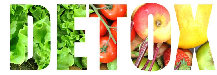 ¿Quieres limpiar tu organismo en 5 días con una dieta Detox?