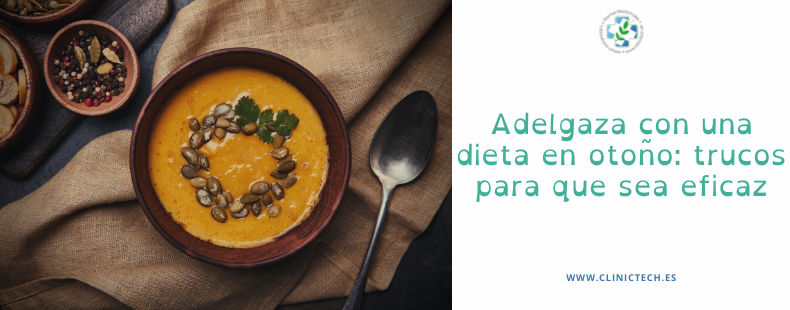 Adelgaza con una dieta en otoño: trucos para que sea eficaz